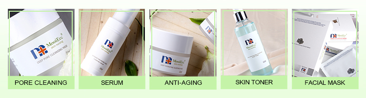 Anti aging care hyaluronic acid serum natural private label face serum