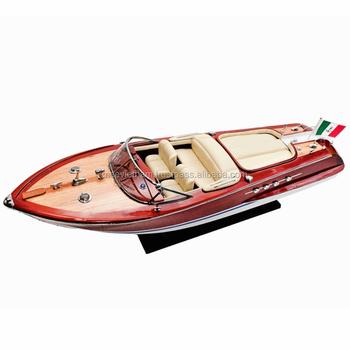 riva aquarama speed boat modell vietnam handgemachtes. Black Bedroom Furniture Sets. Home Design Ideas