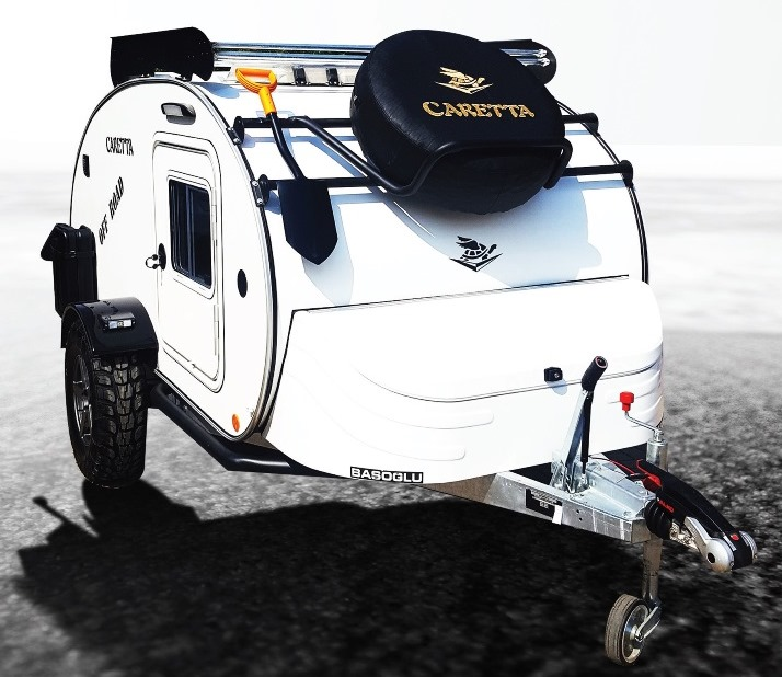 Caretta Offroad Teardrop Trailer - Buy Caretta Teardrop Trailer,Teardrop  Travel Trailers,Offroad Trailer Product on Alibaba com