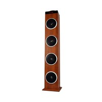 Audmic Best Budget BT AUX TF USB FM Home Theater Floor Stereo Standing Speakers For Music Listening