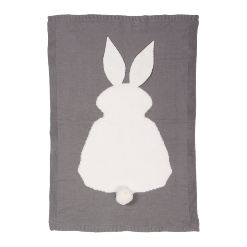 93c0a6847 Get Quotations · Kids Blanket, Amyhomie Rabbit Blanket,Baby Kids Cute  Blanket Wrap Swaddle,Lovely Rabbit