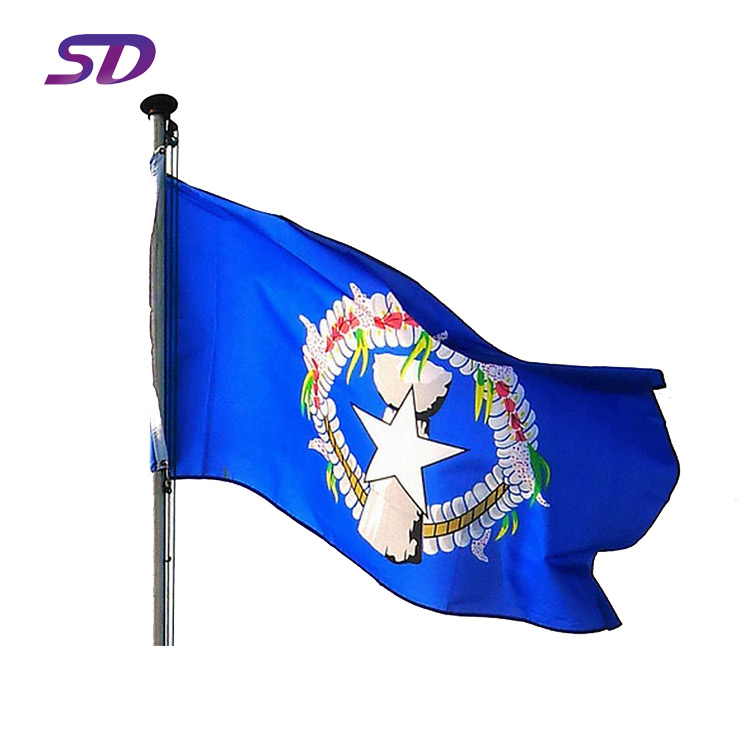 상업 Professional Custom 3x5 Polyester Fabric Country Flags