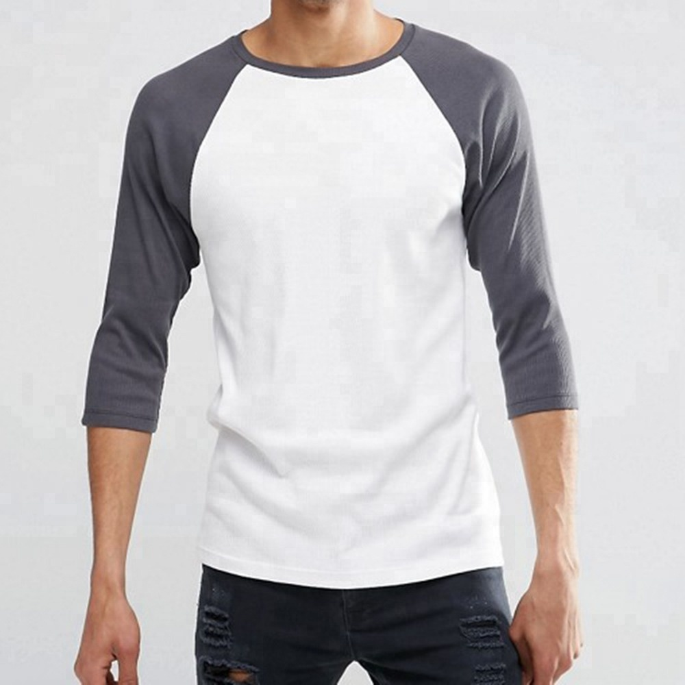 Baseball Stijl t-shirts voor Casual wear