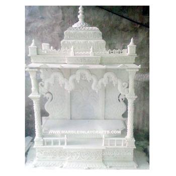 Beautiful Stone Home Decoration Mandir Buy Indian Marble Mandir