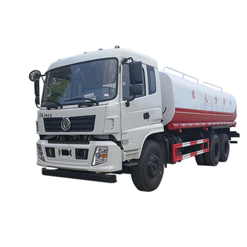 15cube DongFeng 6*4 truck mounted water tank