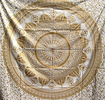 Boheme Reine Indien Mandala Tapisserie Murale Hippie Tenture Murale