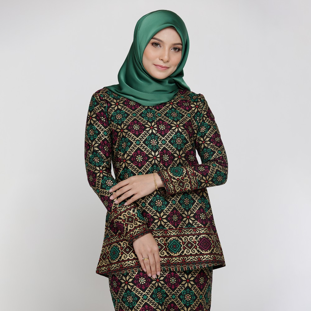 Best Selling Lily Essential Kurung 1st In Malaysia Baju
