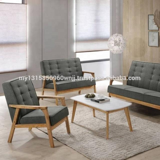 Sofa Set Ide Ruang Tamu