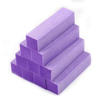 Wholesale Price Gz Manufacturer Purple Pink Nail File Block Nail ...