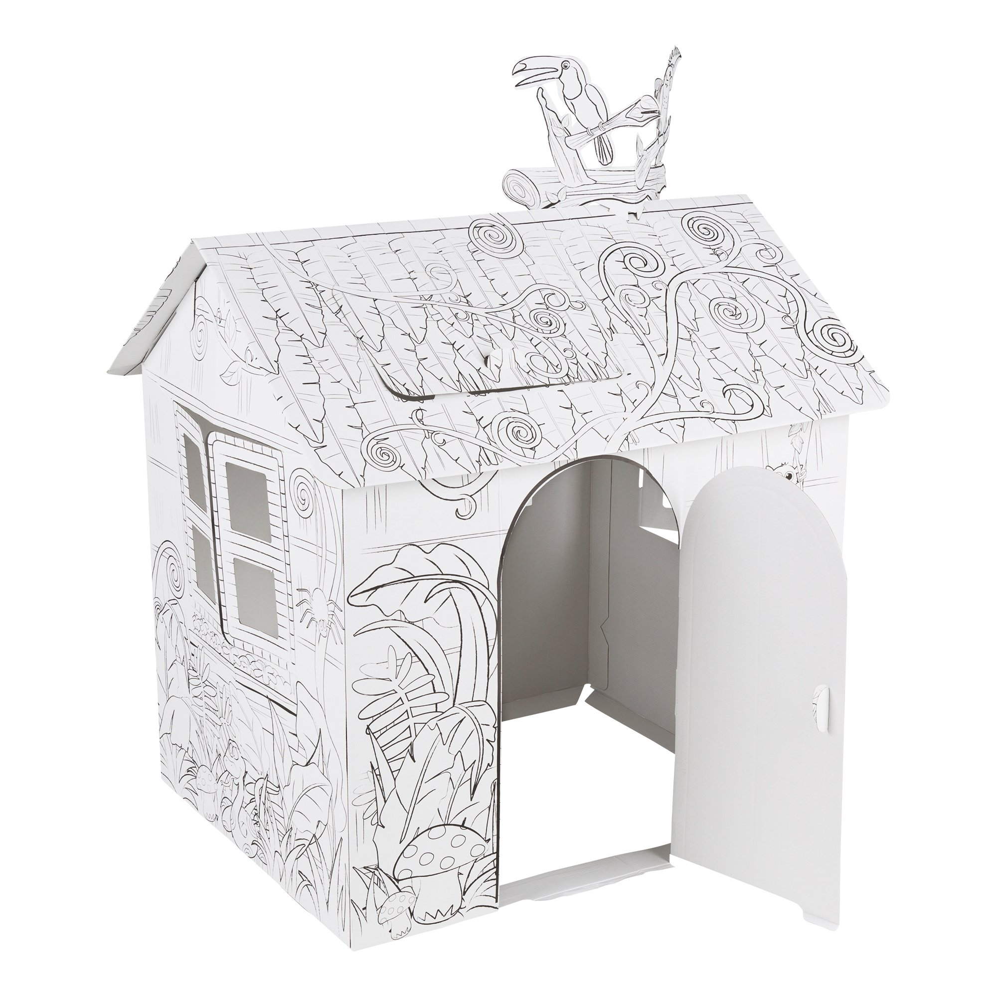 Cheap Cardboard Playhouse, find Cardboard Playhouse deals on ...