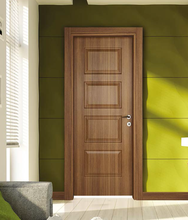 WPC PVC Composite Interior Room Door