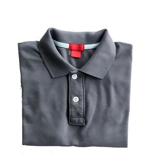 Long Sleeve Polo Shirts Men Wholesale Clothing Apparel Factory 100% Cotton Men's Polo Shirts