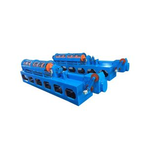 150/6 steel wire rope tubular stranding machine