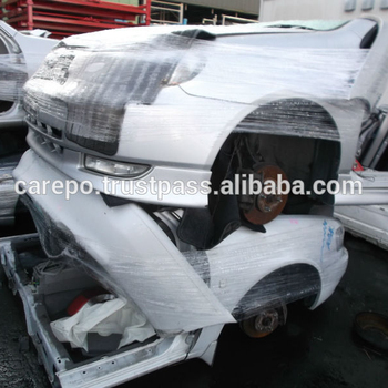 VARIOUS MAKERS' USED AUTOMOBILE PARTS (HIGH QUALITY HALF CUT) EXPORTED FROM JAPAN