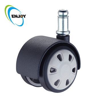 DYWT 50F1BGUB-14 Taiwan Product PU Small Wheel Caster