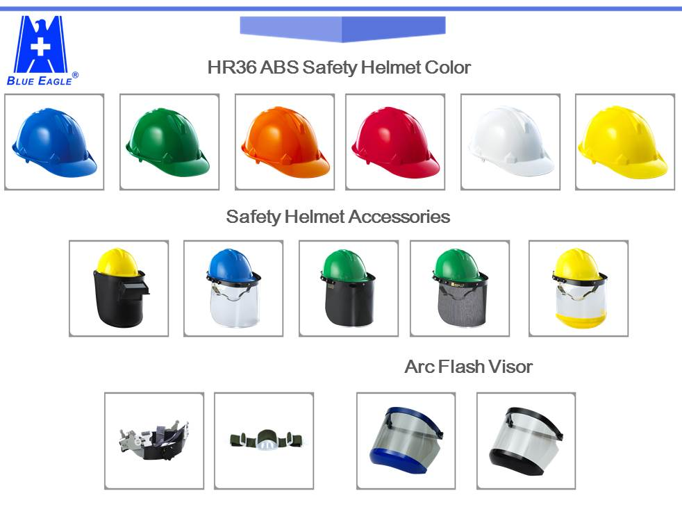 PPE Safety Construction Industrial helmet