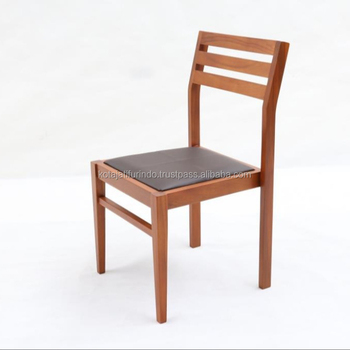 Wholesale Price Teak Wood Stacking Dining Chair For Hotel Furniture 5 Star Buy Chair Wood Teak Wood Price Hotel Furniture 5 Star Product On Alibaba Com