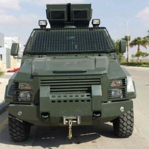 B6 Armored Military vehicles - New bulletproof Car