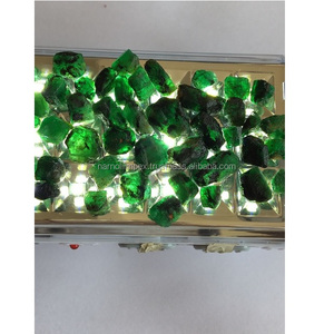 AAA QUALITY NATURAL EMERALD ROUGH WITH VERY GOOD COLOR