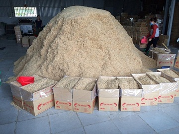 Vietnam Small Dried Shrimp for Snack Powder and Extraction