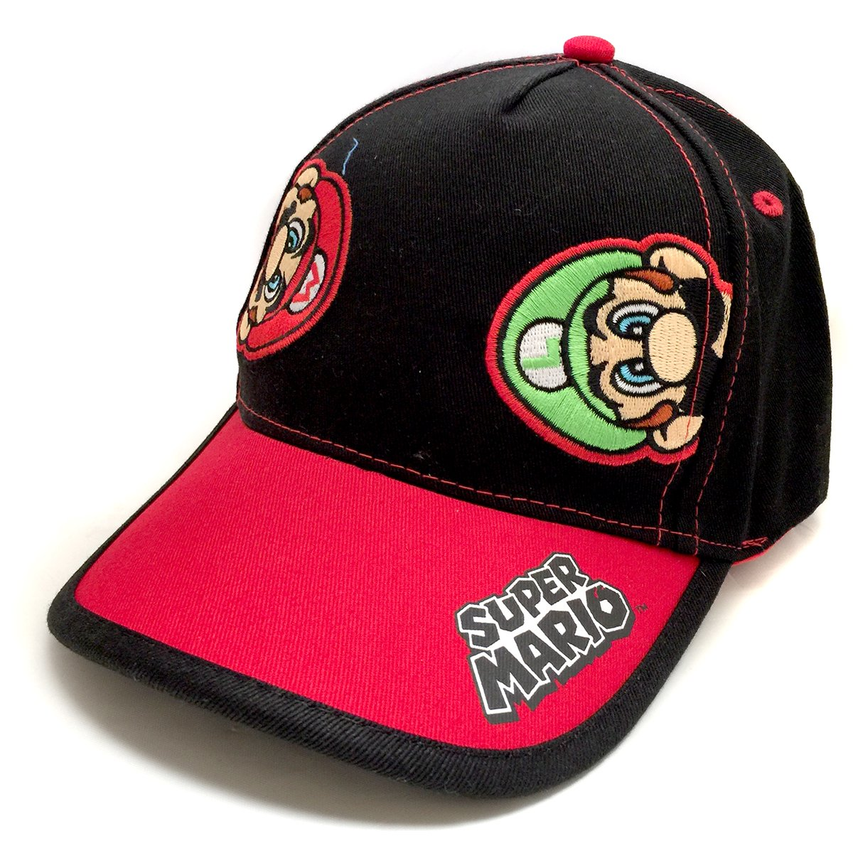 09b31bc9798 Get Quotations · Super Mario Boys  Baseball Cap
