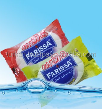 Farossa 75gr Quality Beauty Soap Bar in FlowpackMade in Turkey