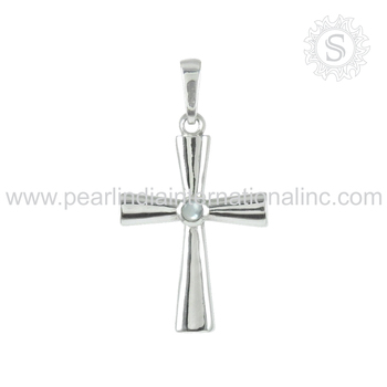 Cross design mother of pearl pendants 925 sterling silver pendant cross design mother of pearl pendants 925 sterling silver pendant jewelry wholesale indian silver jewelry aloadofball Image collections