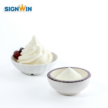Online shopping Halal Vanilla Soft Ice cream powder mix