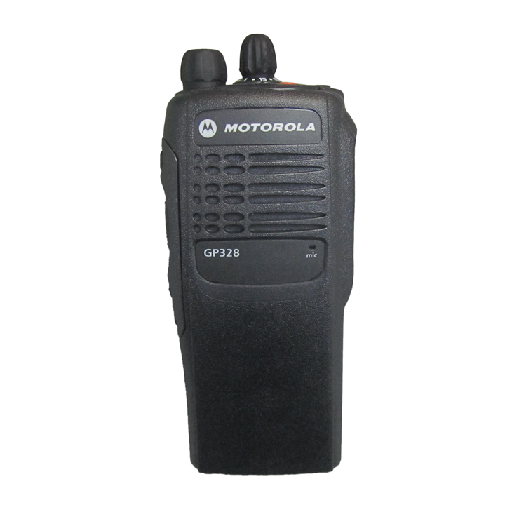 Cheap and Large Distancia Motorola Walkie Talkie GP328 Handy Talky VHF