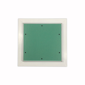 square aluminum inspection panel hvac system