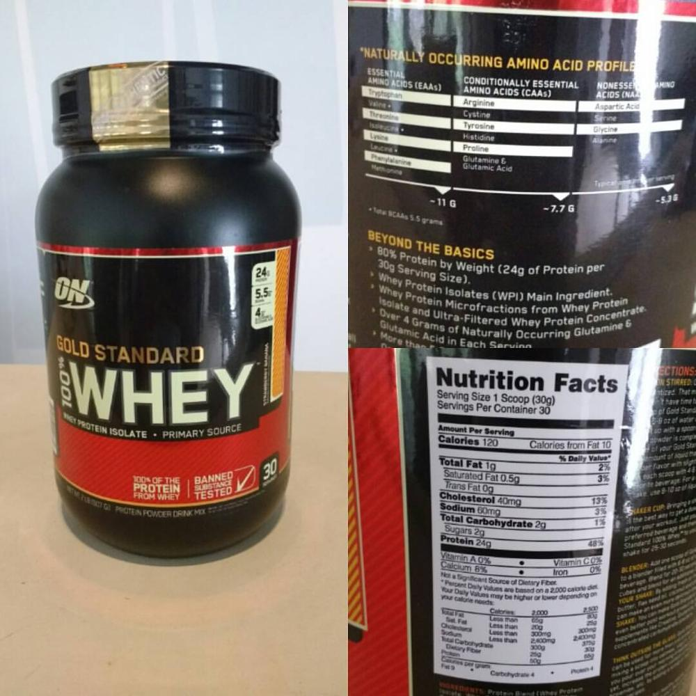 5ea0f7b58 Nutrition Whey Protein Powder Gold Standard - Buy Optimum 100 ...