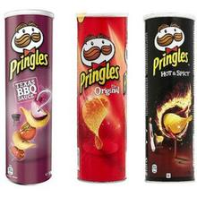 PRINGLES POTATO CHIPS 165g