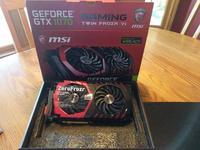 MSI Gaming GeForce GTX 1070 8GB GDDR5 SLI DirectX 12 VR Ready Graphics Card