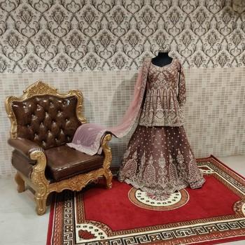 2019 Latest Indian Bridal Lehenga Pakistani Wedding Bridal