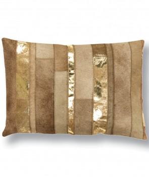Leather Cushion Cover Sofa Seat Genuine