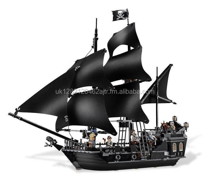 New Arrived Set Pirates of the Caribbean Black Pearl 4184