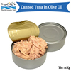 Canned Tuna in Olive Oil. Fresh and healthy Tuna 1 kg. ISO certified