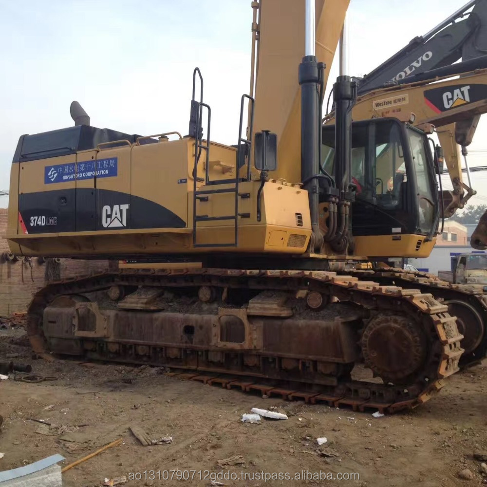 Used Caterpillar374 D Excavator For Sale/Used CAT374 D Excavator in Good Condition