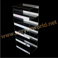 acrylic mobile phone accessories display rack,charger display stand,acrylic USB display