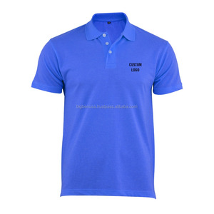 Wholesale Custom Embroidered Polo T Shirt