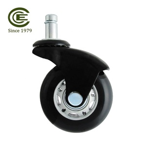 CCE Caster 2 .5 Chair DIY Polyurethane Table Caster Wheel Angle Design