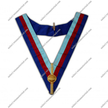 Royal Arch Provinz collarette jewel