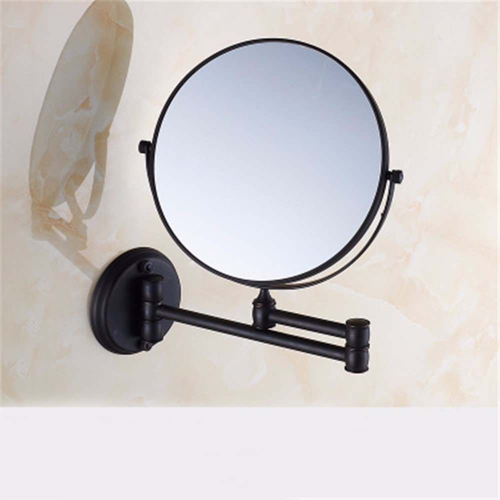 Home Improvement 6 Inch Furniture Hardware Accessories Modern New Fashion Easy Install Bathroom Mirrors Shave Makeup Espelho Do Banheiro Grade Products According To Quality