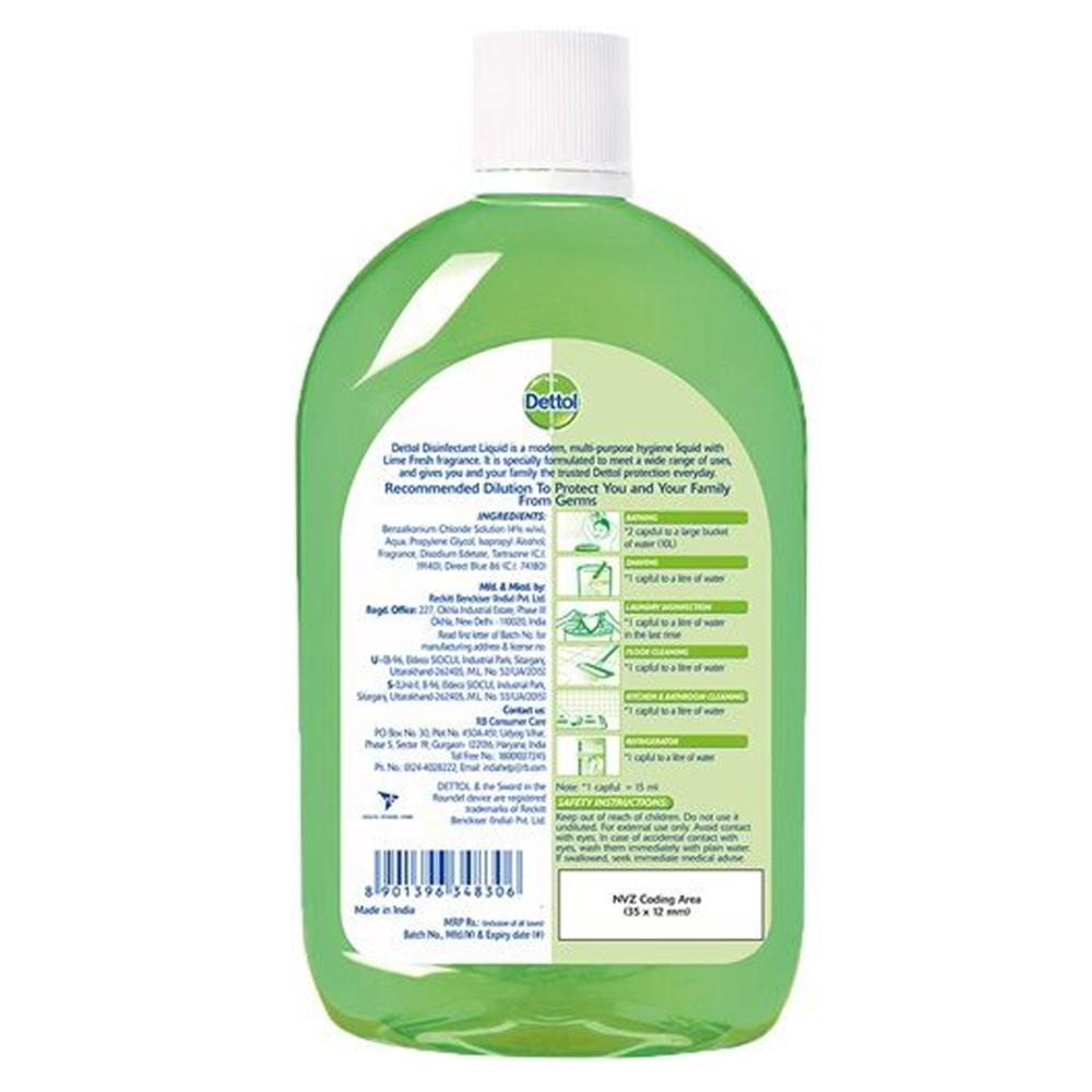 India Dettol Liquid Manufacturers And Suppliers Antiseptic 100 Ml On