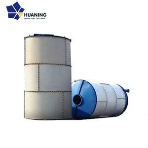 Integral and Bolted type silos for cement and fly ash with factory prices of cement silo made in China
