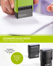 Sirdas Mobistamps Custom Self Inking Rubber Stamp