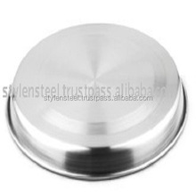 Inox Hob Cover / Burner Cover with Stainless Steel.