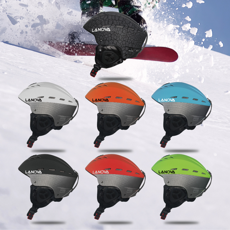 Best Sales Ski Snow Protective Helmet For Adults Winter Sport Ski Helmet