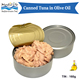 chunk light canned Tuna in olive oil, 100% High Quality of Tuna,160 g. ISO certified