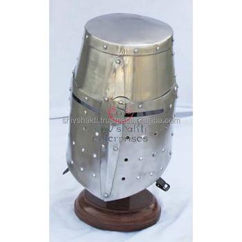 03a7f7ae6b994 Medieval Armor Helmet  Knight Helmet